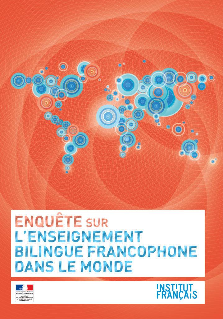 Enquête sur l'enseignement bilingue_Couv